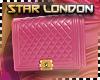 SL Flap Bag Pink