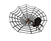 Animated Spiderweb