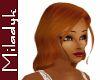 MLK Juanita Hair Red