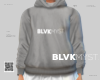 THE LAUNCH HOODIE GREY F