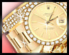 GOLD DiAMOND ROLEX