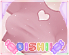 ❤ Pink Heart Crop