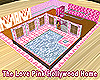 Beautiful Pink Hollywood
