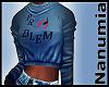 sweater blue problem