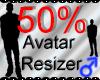 *M* Avatar Scaler 50%