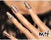 M-Mauve Nails