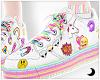 ▲ Shoes Rainbows