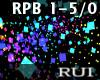 Rainbow Pixel Boom N/S