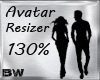 Avi Scaler Resizer 130%