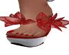 Des-Red/Silver Heels