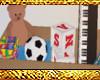 Cardboard Toybox