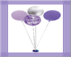 Custom Birthday Balloons