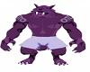 Oto's purple wearwolf