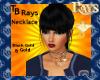TB Rays BlackGold & Gold