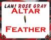 LRG - ALTAR FEATHER