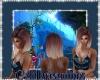 Blue Sequin Top Ga
