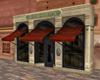 Piazza Cafe Facade