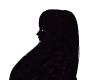 Full Black Ink Hair
