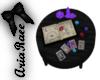 Dark Magic Low Table