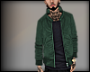 T* Army Green Jacket