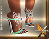 Ex| SMG But'RFly Heels