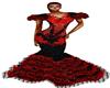 new tango woman dress