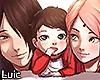 LC. Uchiha Family Frame.