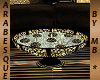 *MB Arabesque Gold Deco