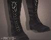 ϟ. Kh3 Riku Boots