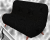 Sweetheart Couch--Black
