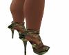 Boss Camo Heels