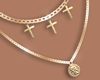 ~A: Cross Necklace