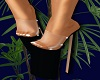 Black Bimbo Heels