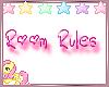 Sal Room Rules