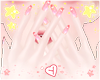 ♪ Heart Signal Nails