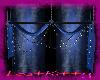 ~LK~ Blue Hanging Drapes