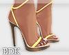 (BDK)Pine roma sandals