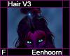 Eenhoorn Hair F V3