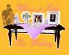 Alterados Wedding Desk