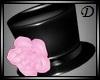 {D} Rose Hat PINK v.2