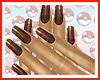Eevee Nails