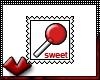 (V) Sweet Stamp
