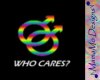 RB Who Cares? - MALE