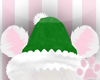White Mouse Holiday Ears