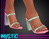 SpringFlirt Rose Sandals