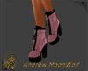 NuBuck Hiker Boot Pink
