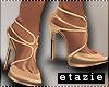 ::EZ:: Joanne gold pumps