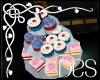 (Des) Dessert Tray