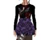 Vamp Princess Dress-Kids