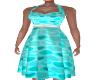 Rosabell Dress-Teal